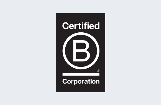 Certified B Corporation certification