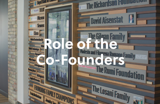 Role of the Co-Founders