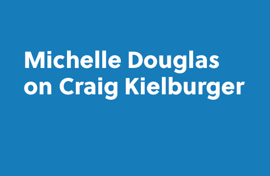 Michelle Douglas on Craig Kielburger