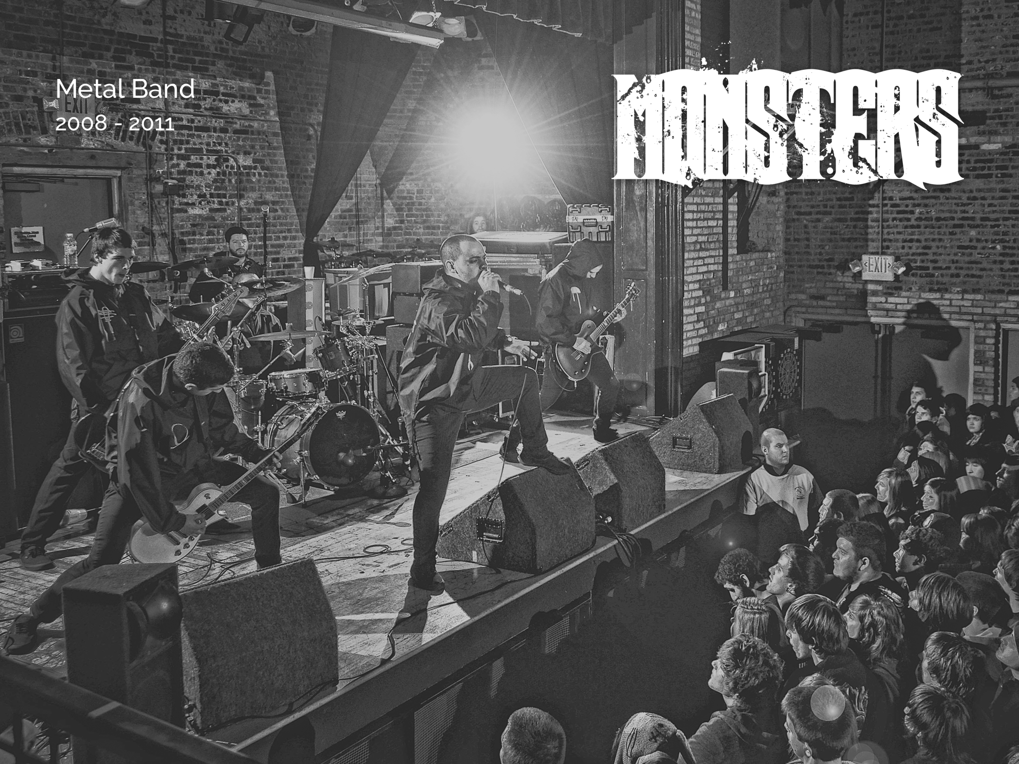 MONSTERS: Professional Touring Musician