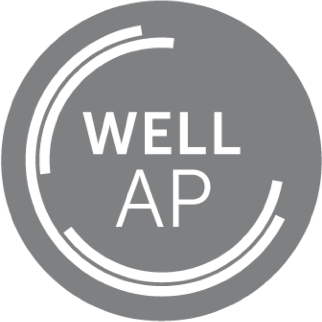 WELL AP logo