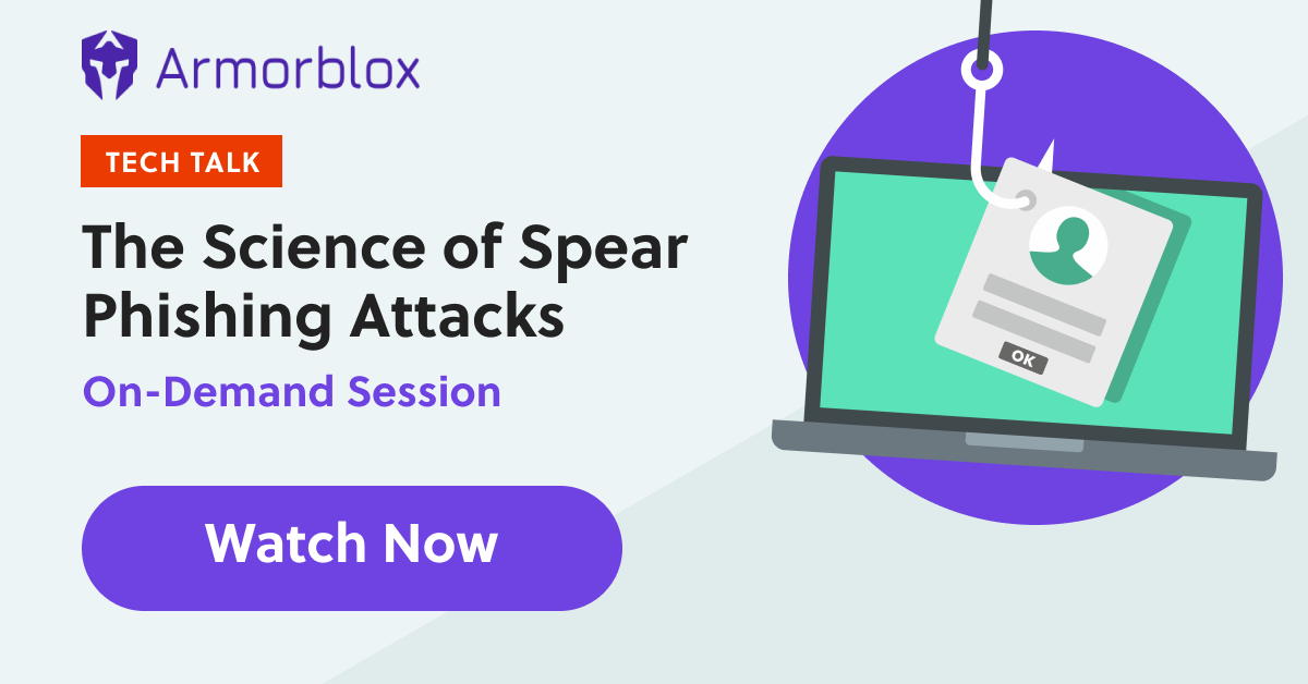 The Science of Spear Phishing Attacks