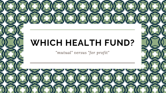 Which health fund should I choose?