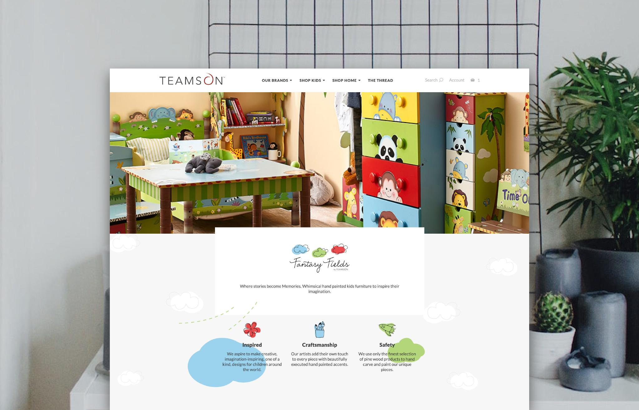 Teamson Design Furniture