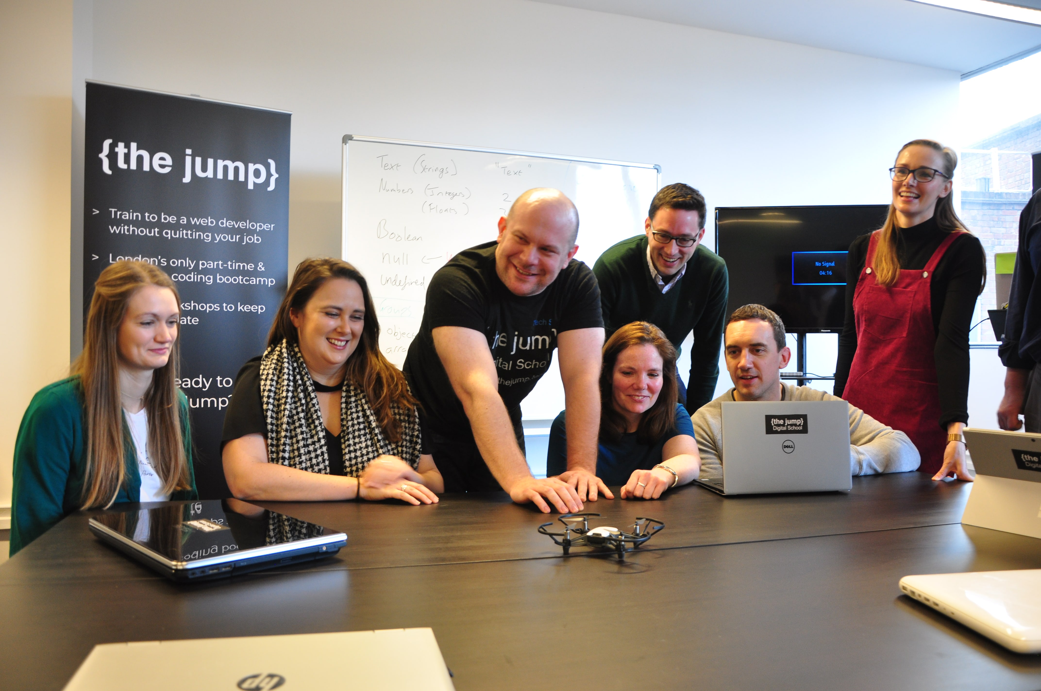 Part-time coding course London | Learn JavaScript