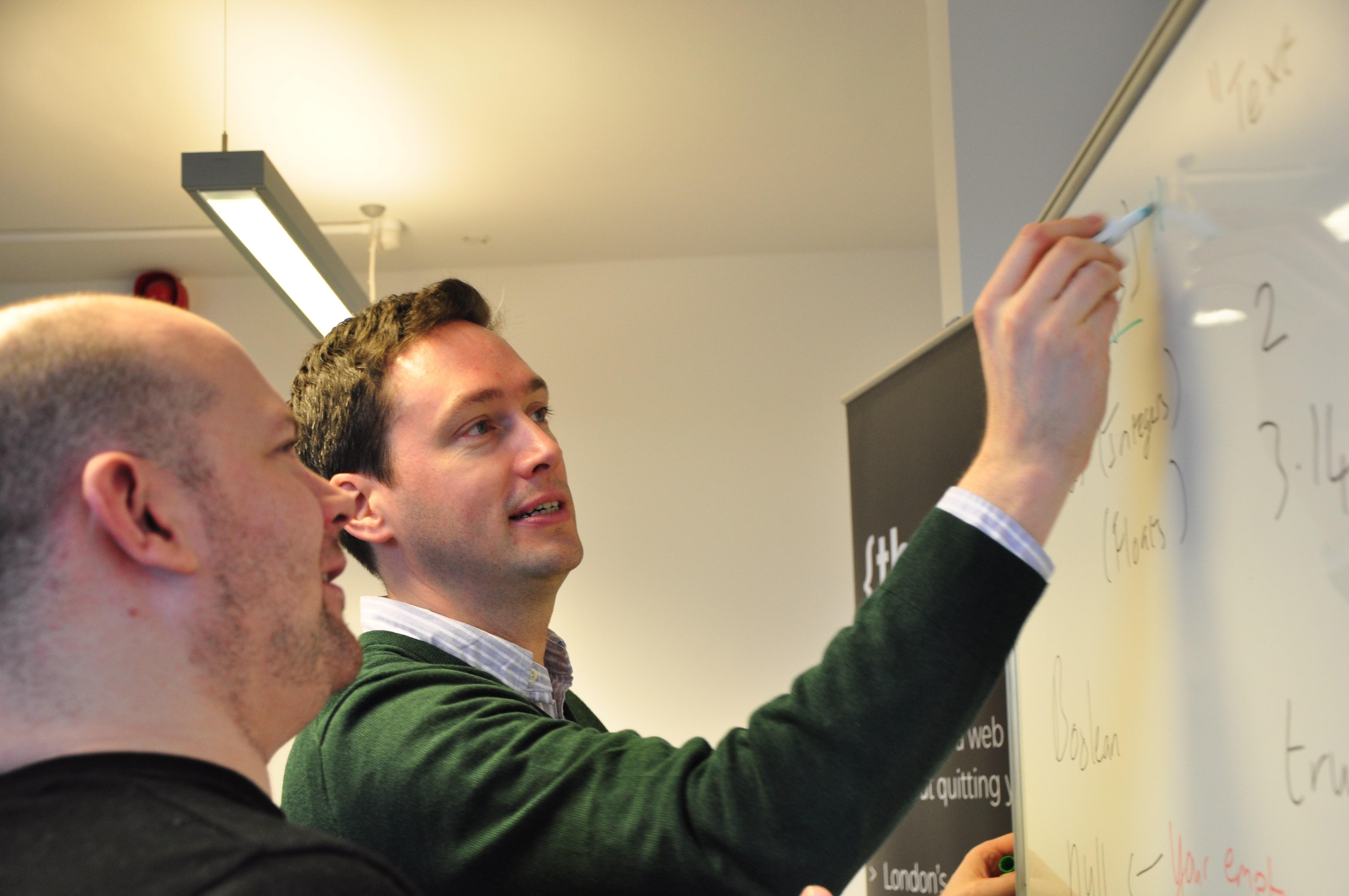 Part-time coding course London | Learn Front-End Web Development