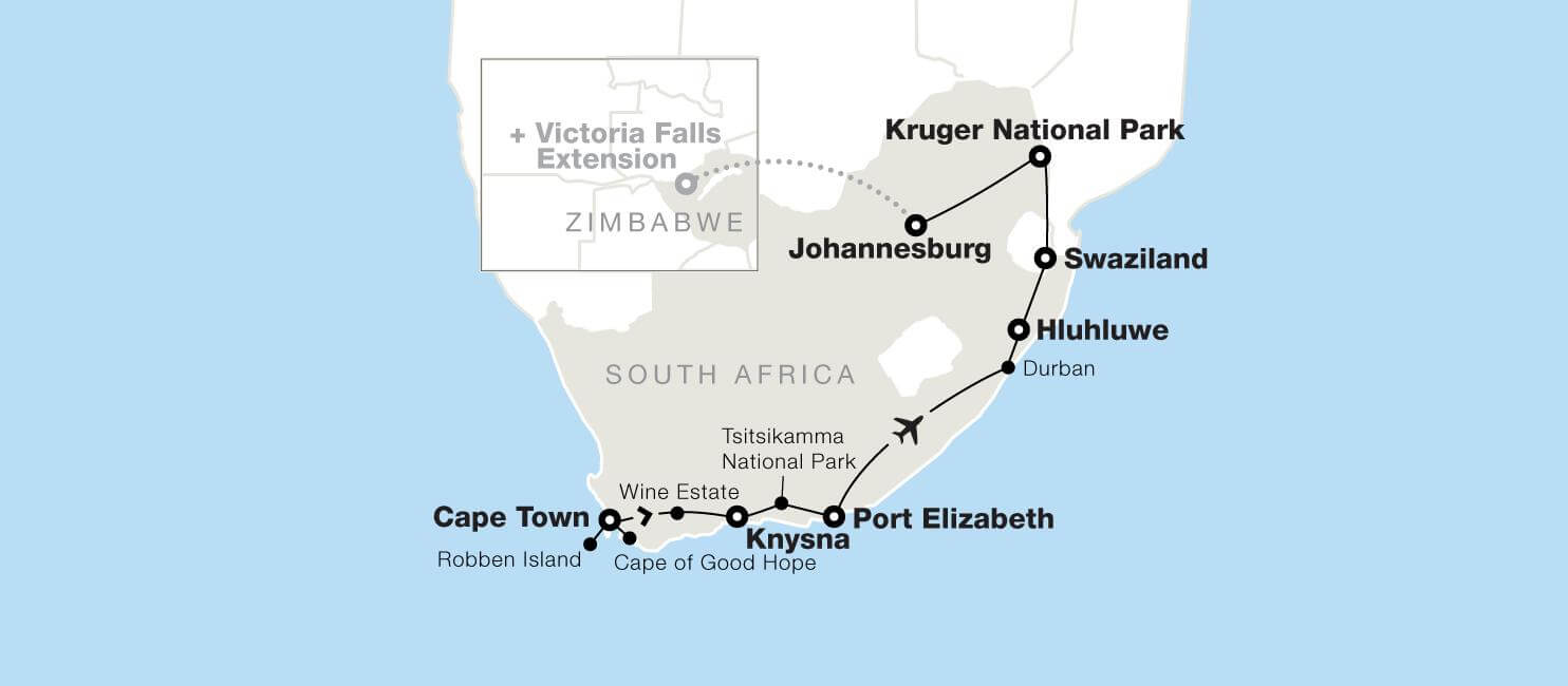 South Africa: A Journey of Discovery | EF Go Ahead Tours