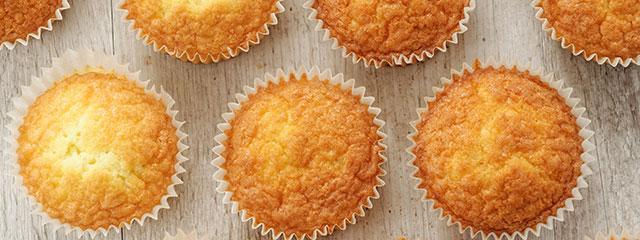 coconut cornbread muffins