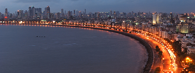 marine drive in mumbai india