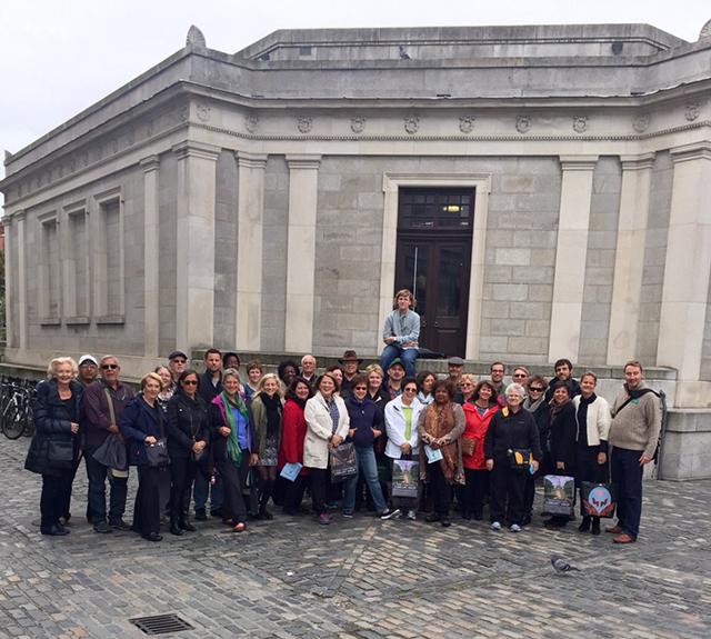 group coordinators at trinity college in dublin ireland