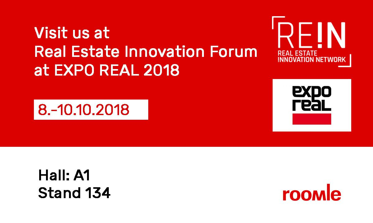Roomle @ EXPO REAL 2018 IN MUNICH image
