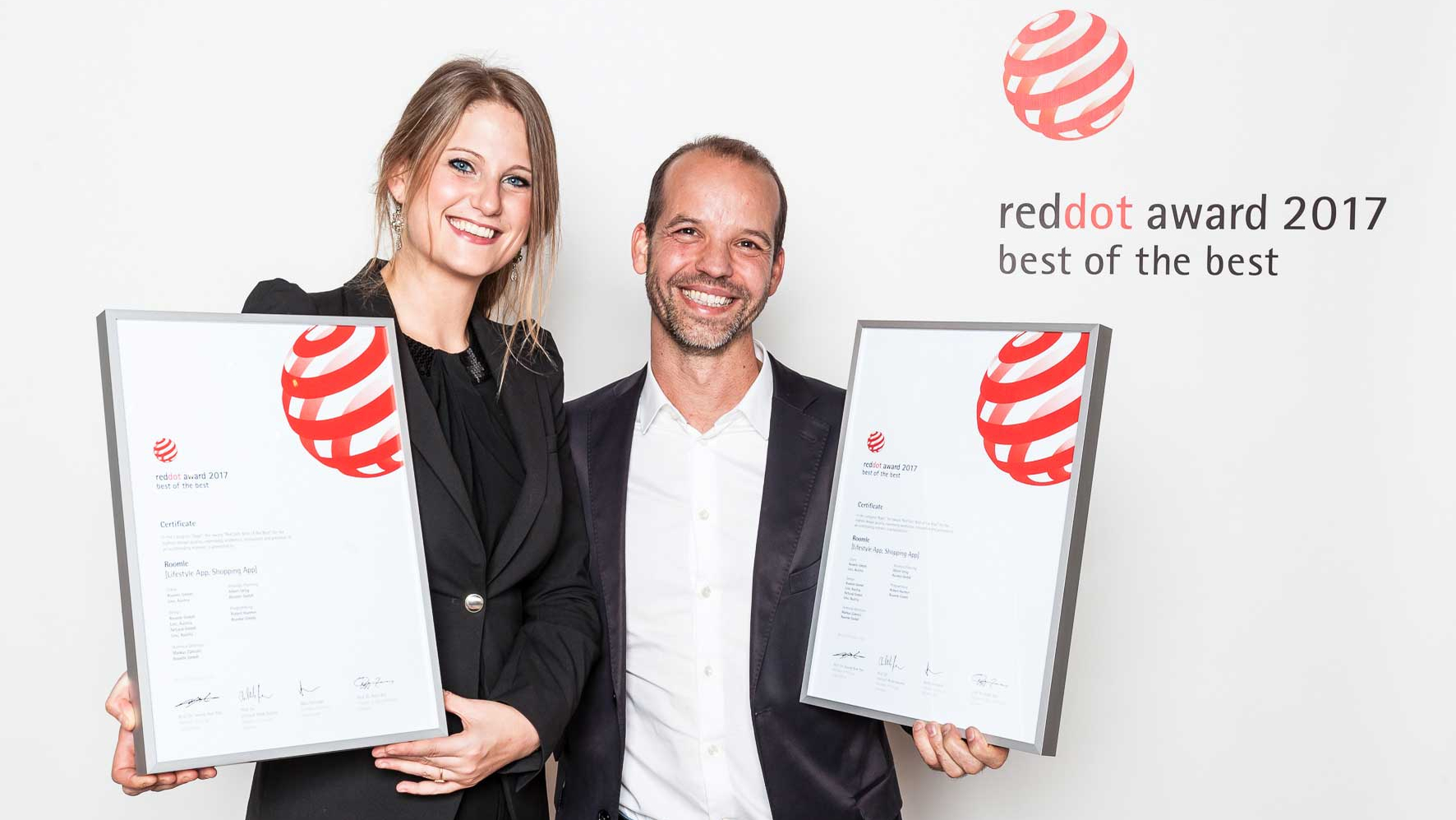 Best of the Best: Roomle wins Red Dot Design Award image