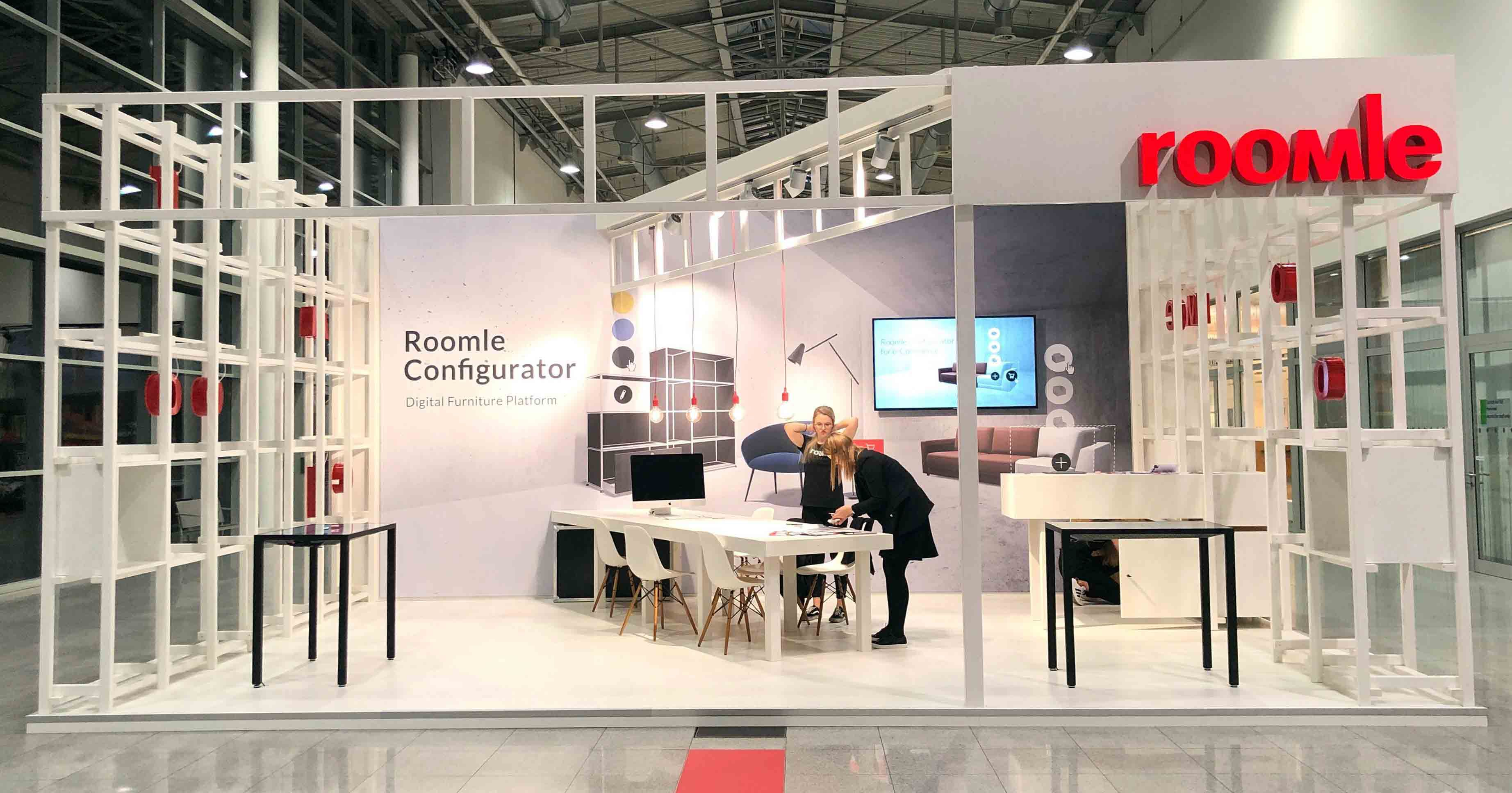 Roomle at the imm cologne 2019 image