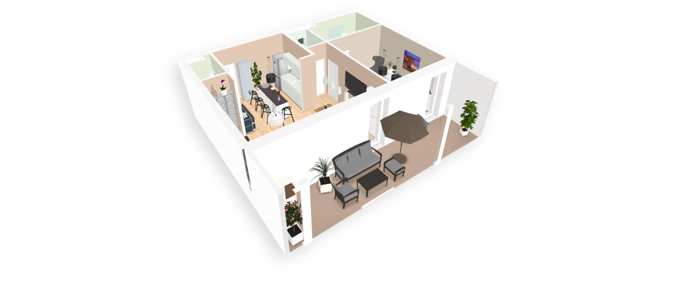 Free Intuitive 3d Room Planner Roomle