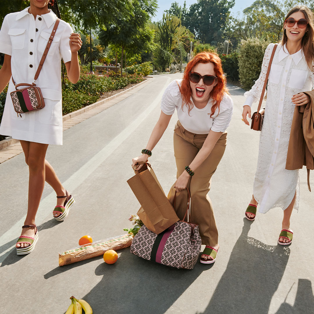 Win a Kate Spade Bag for you and your friend