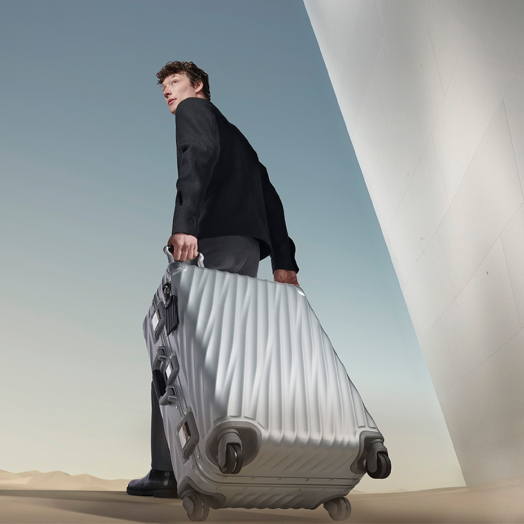 20% Off Luggage with any purchase