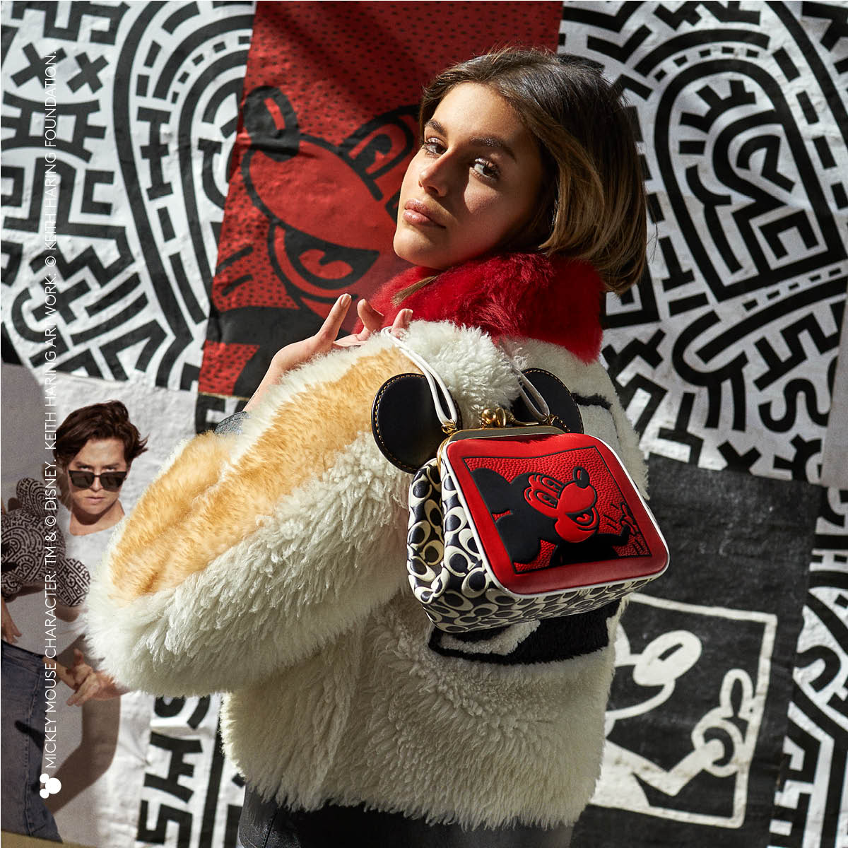 Coach Launches a collaboration with Mickey Mouse