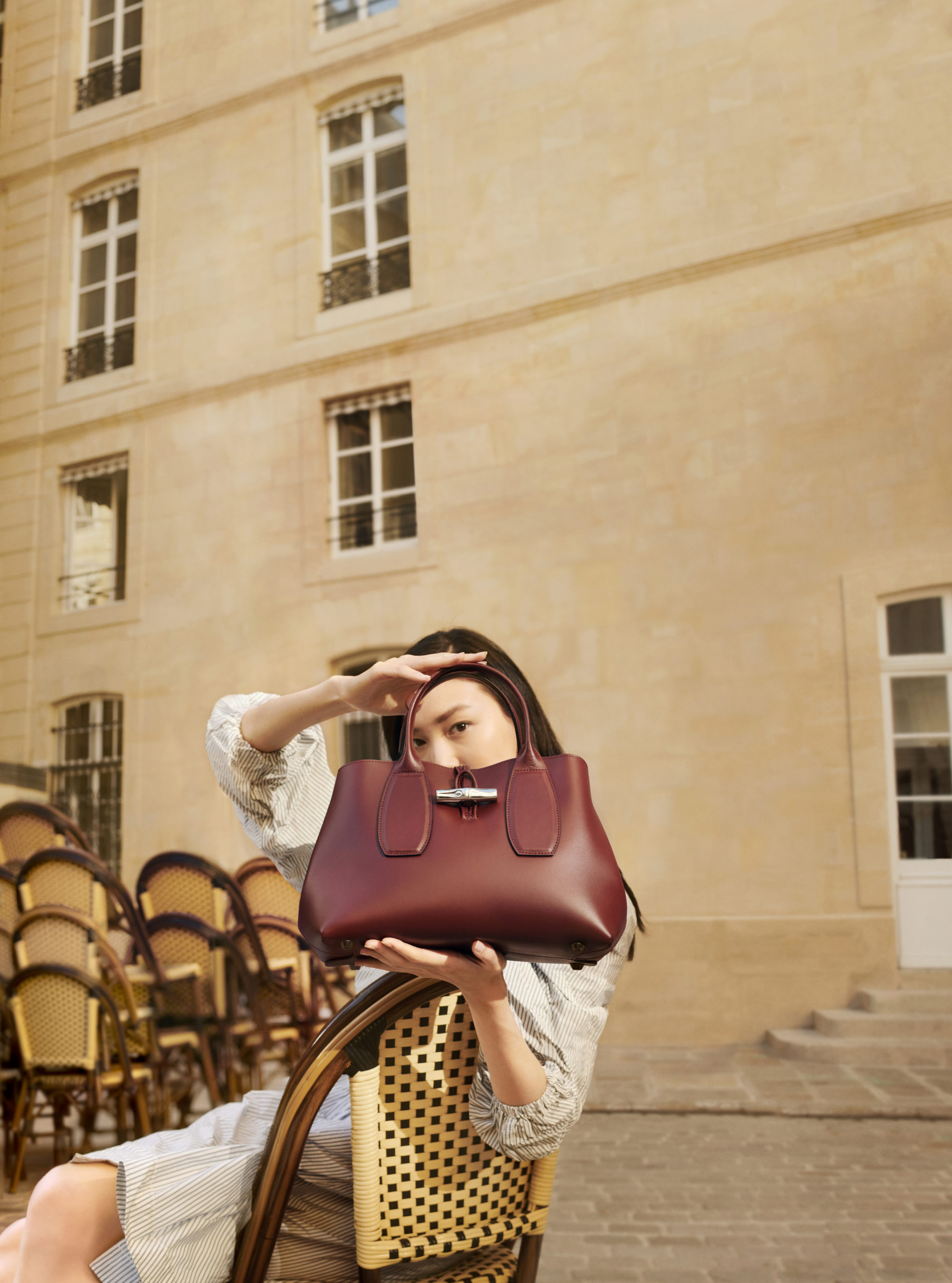 Longchamp's Essence of Paris