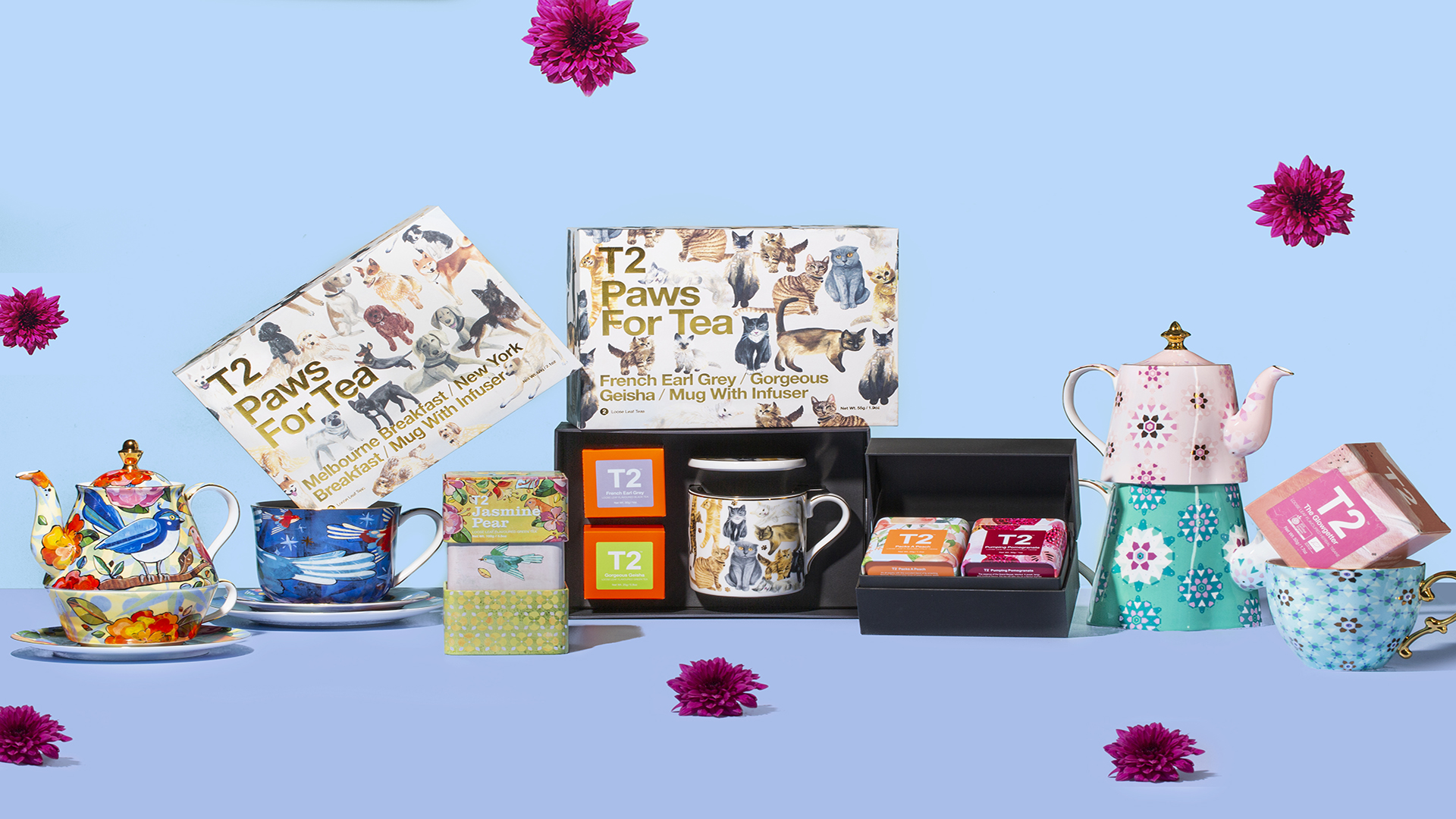 T2 Mother's Day Collection