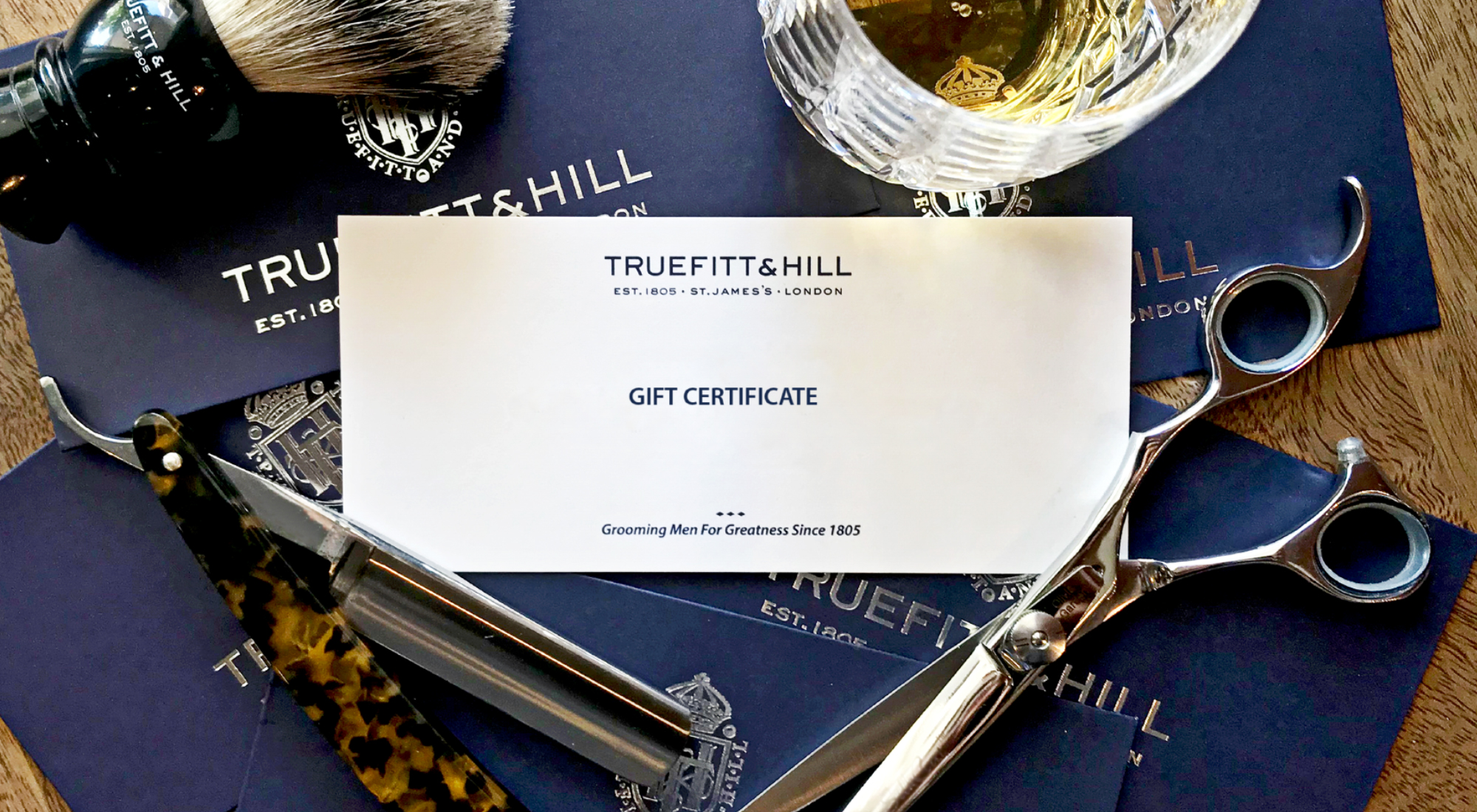 Truefitt & Hill January 2021 Offer