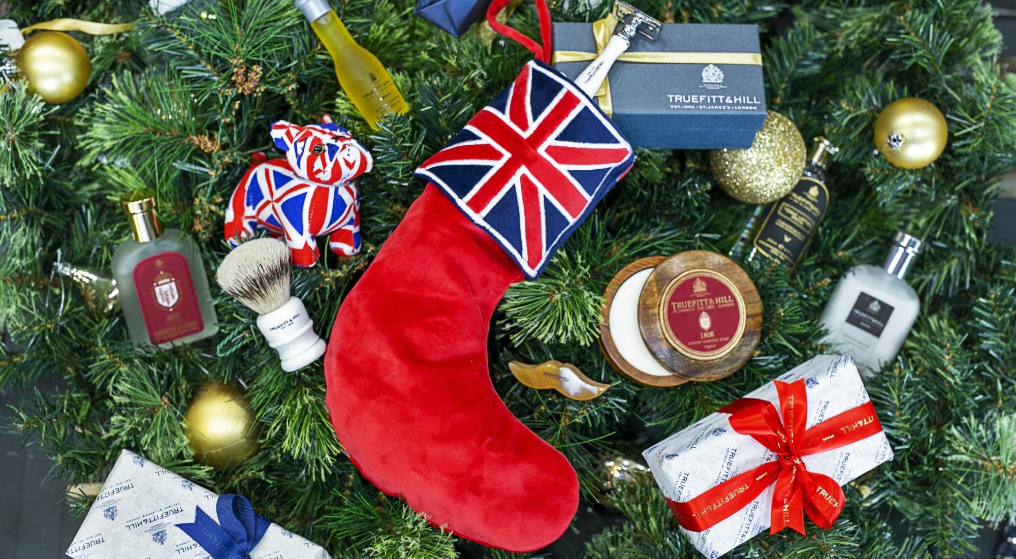 Truefitt & Hill's gift for you this festive season