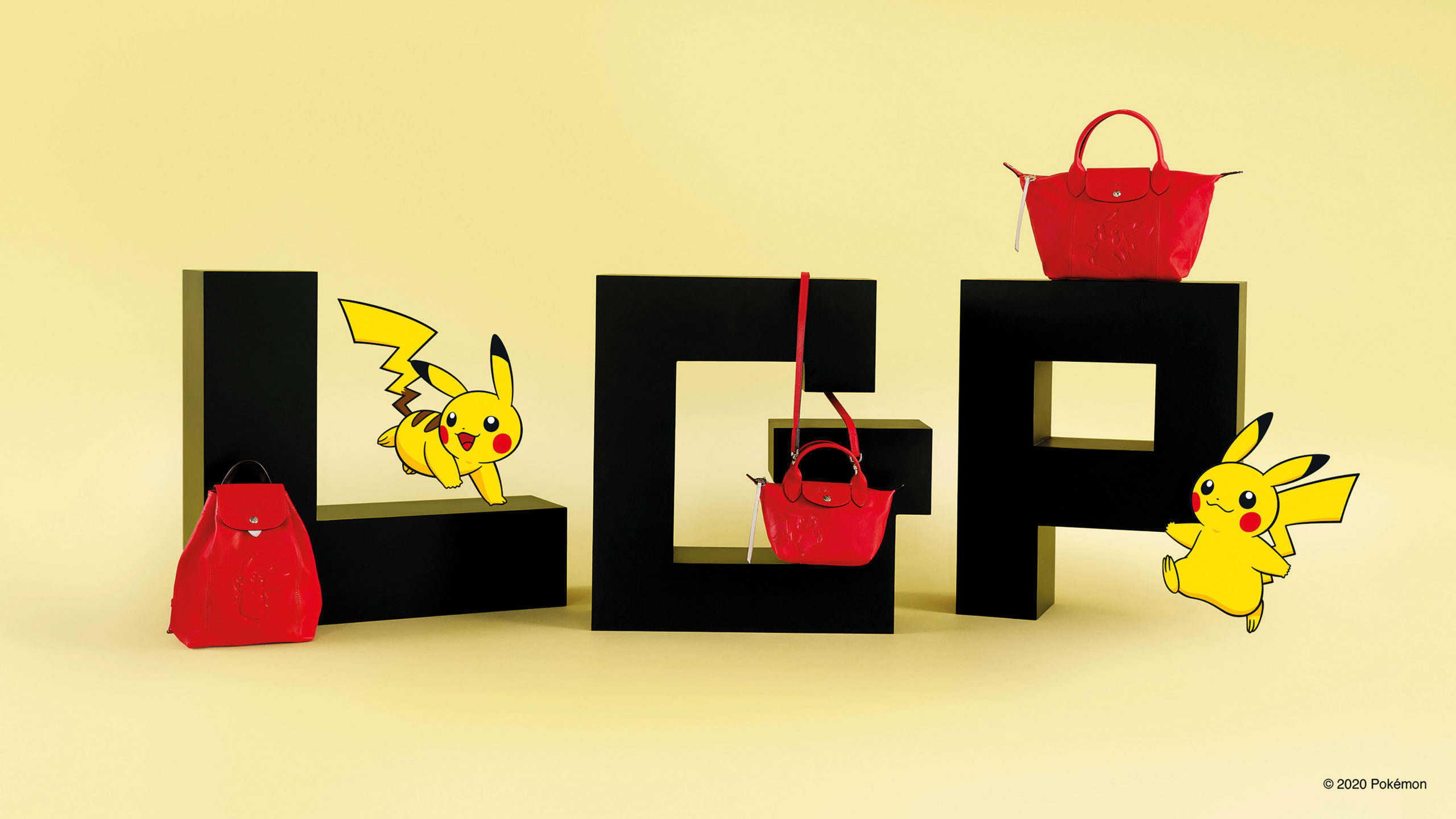 Discover the Longchamp Pokemon Collection