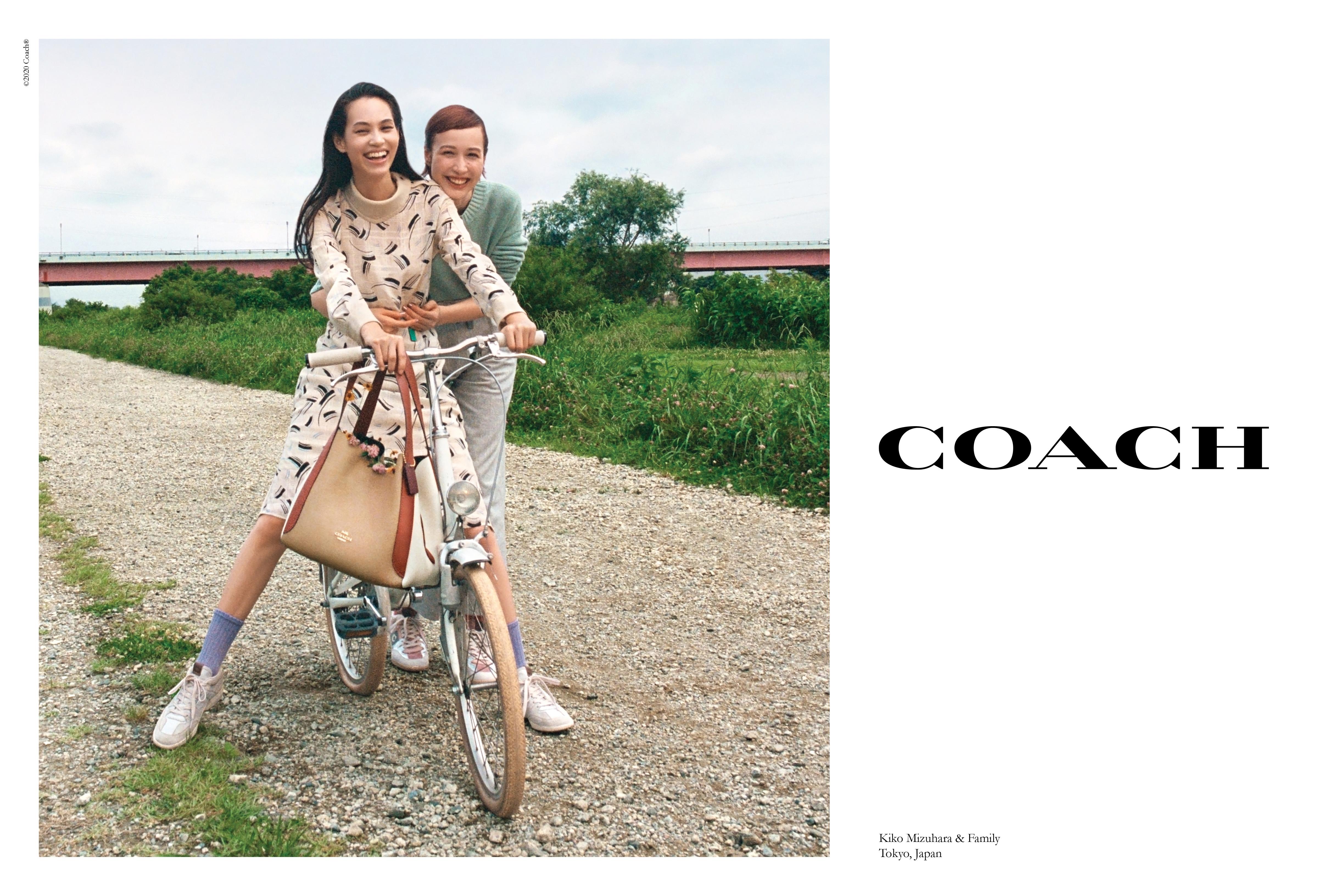 COACH Launches 'Coach Family' featuring Jennifer Lopez