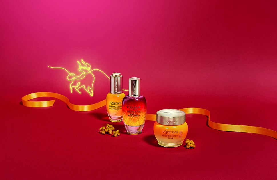 Celebrate Lunar New Year with L'OCCITANE