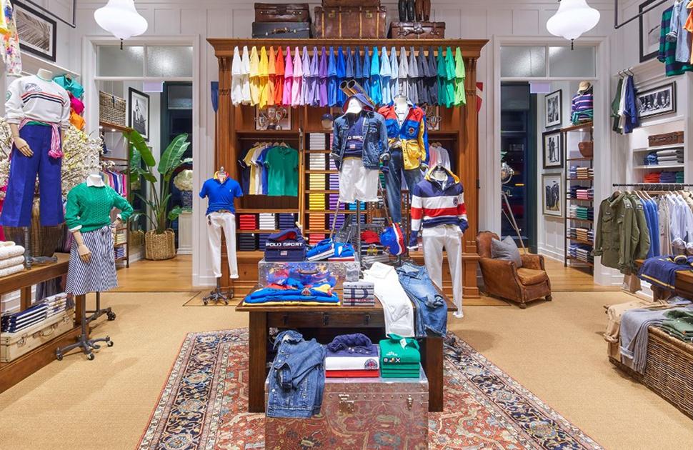 Polo Ralph Lauren | New Store Now Open