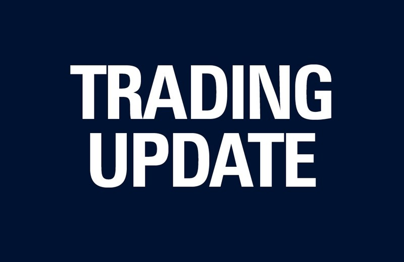 Trading update