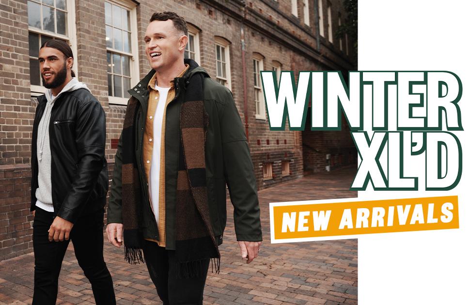 Johnny Bigg 'Winter XL'D'