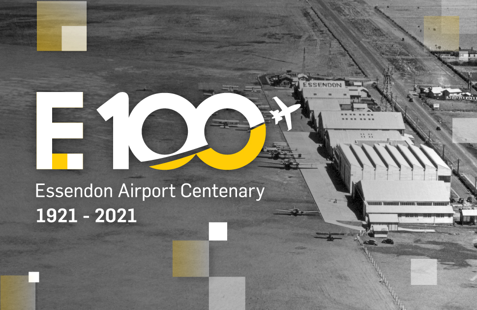 Essendon Airport's Centenary