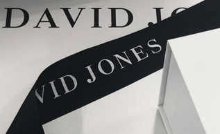 David Jones - We're here for you