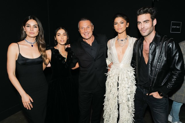 BVLGARI UNVEILS B.ZERO1 ROCK COLLECTION  AND NEW BRAND AMBASSADORS  AT NEW YORK FASHION WEEK