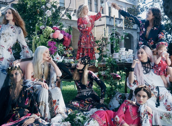 CAMILLA's latest collection Once Upon A Time has launched online and in-store
