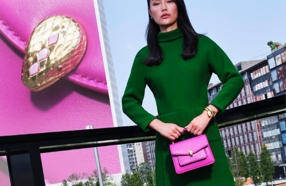 BVLGARI UNVEILS SS21 ACCESSORIES COLLECTION IN MILAN
