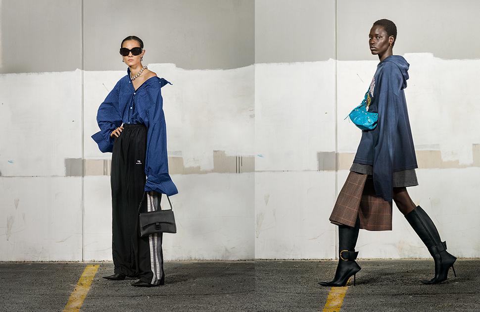 New: Balenciaga Campaign and Winter 21 accessories