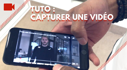 Tuto capturer une video