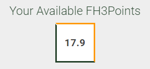 FH3 Points