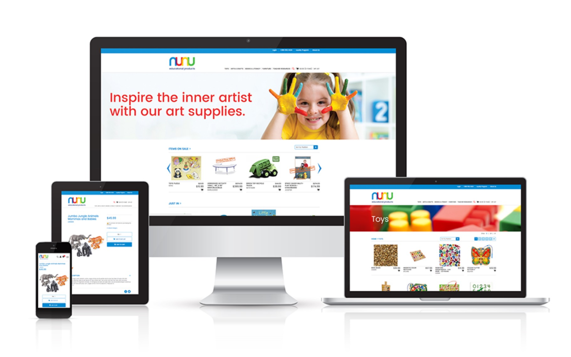 Nunu Educational Products