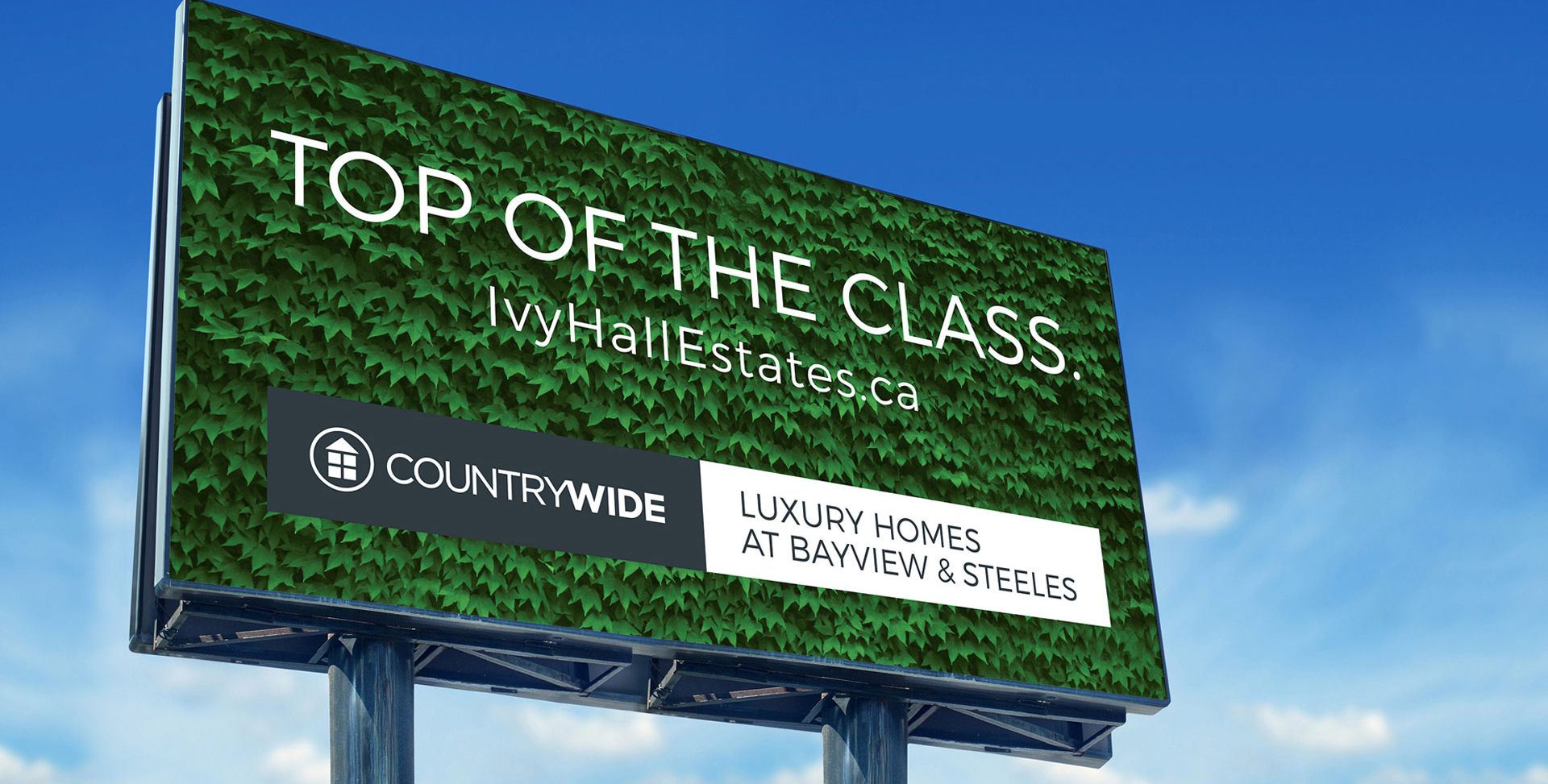 Ivy Hall Estates by CountryWide Homes