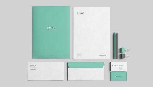 Brand Identity for a Brand New Service