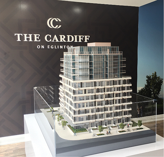 The Cardiff by Sierra Corporation