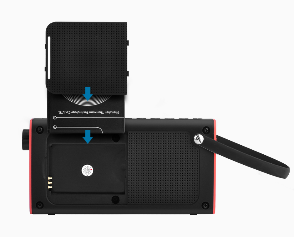 Bluetooth Speaker with FM Radio | Avantree
