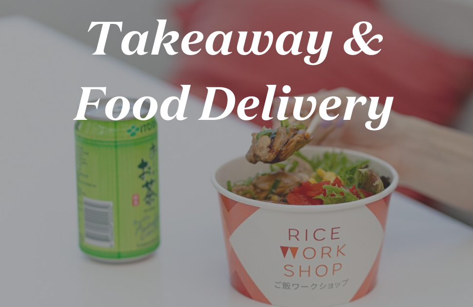 Takeaway & Food Delivery Options
