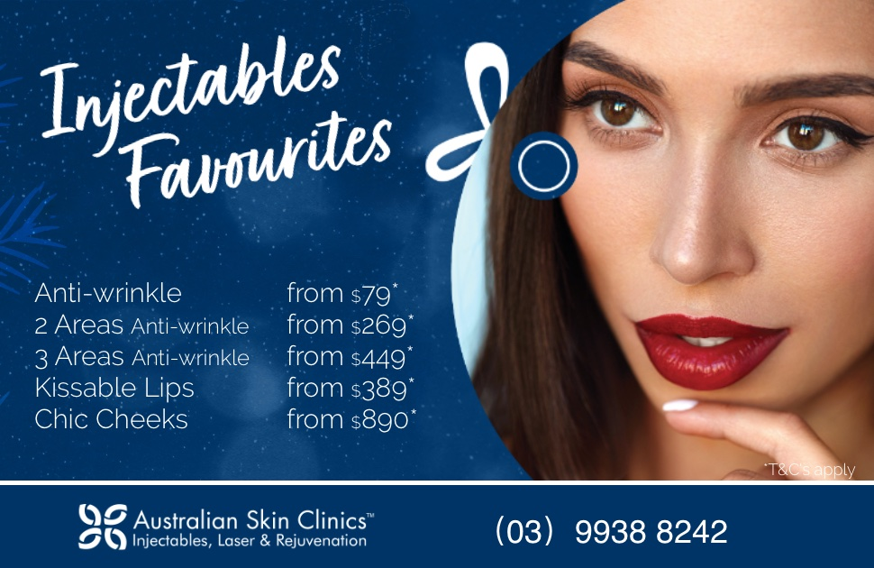 Australian Skin Clinics Big Shopping Week Offer