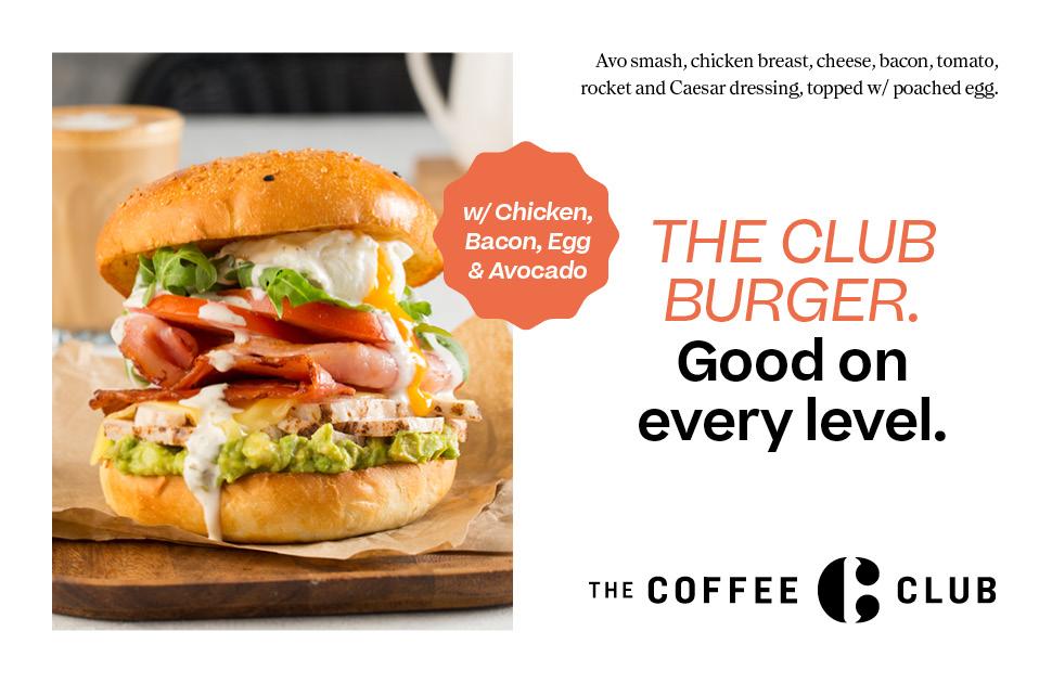 Bacon & Egg Brekkie Combo