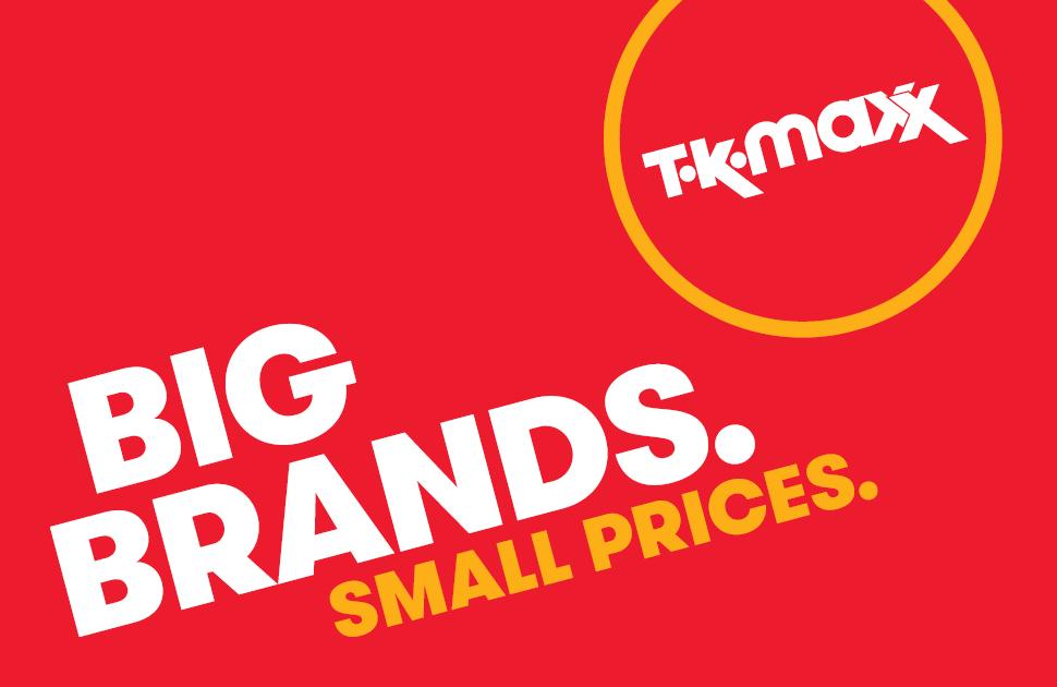 Visit TK Maxx