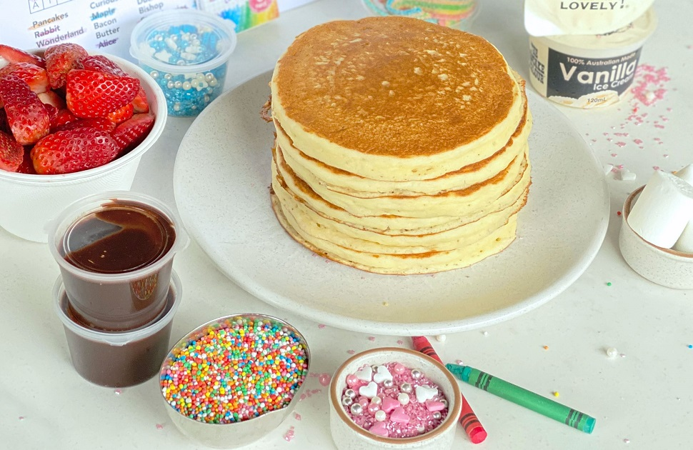 Pancake Parlour's Kids Wonderland Packs!