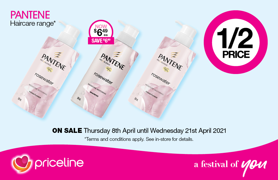 Priceline's April Catalogue Offers